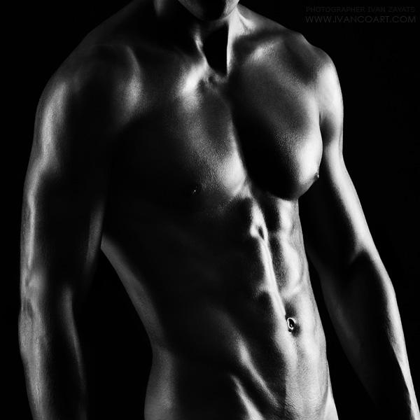 Обнаженное Тело Мужчины